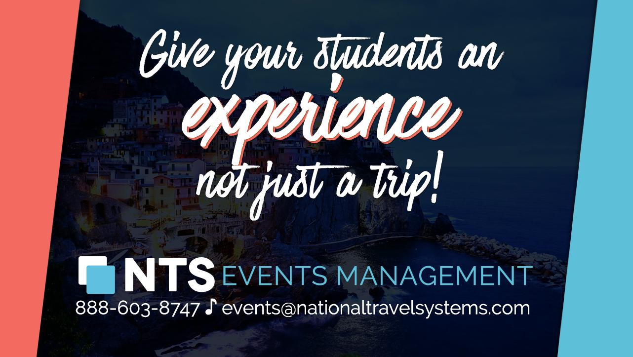 Student Experience Presentation Slide 1