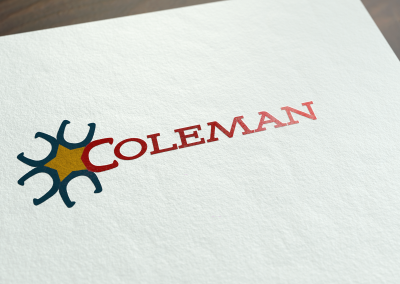 Coleman County Logo