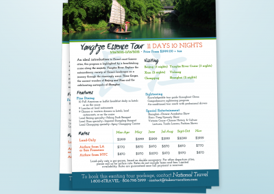 Yangtze Essence Flyer